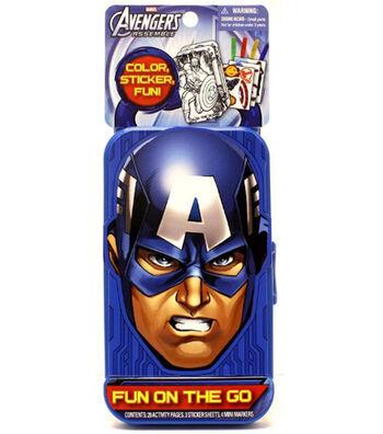 Marvel Comics™ Avengers Fun On The Go