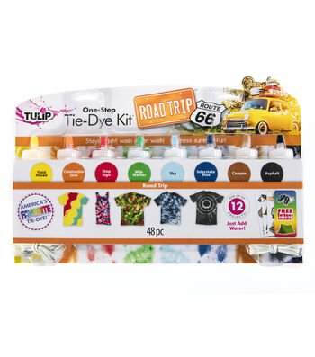 Tulip® One-Step Tie-Dye Kit-Road Trip