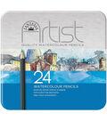 Fantasia 24pcs Premium Watercolor Pencil Set