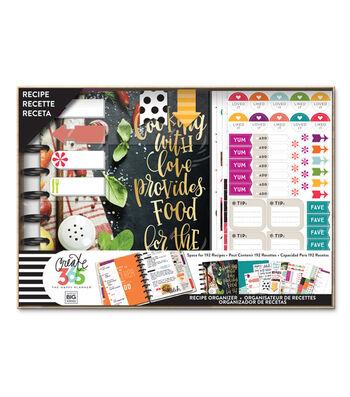 The Happy Planner Box Kit-Cooking