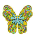 Little Makers™ Paint and Stitch Kit- Butterfly
