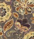 IMAN Home Upholstery Fabric 54\u0022-Madeleine Sepia