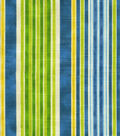 Home Decor 8\u0022x8\u0022 Fabric Swatch-HGTV HOME One Way Azure