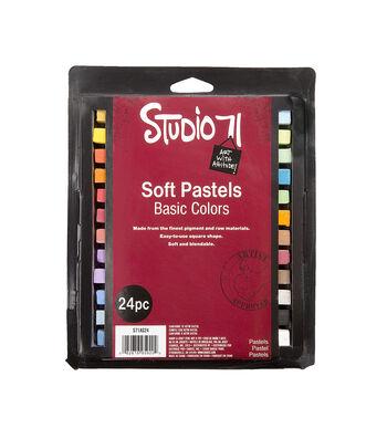 Alphacolor 24 Soft Pastels