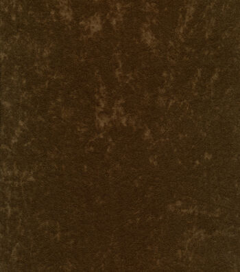 """Alova Suede Fabric 60""""-Potting Soil"""