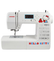 Janome Hello Kitty® 18750 Sewing Machine, , hi-res
