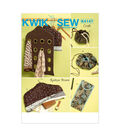 Kwik Sew Travel Accessories-K4147