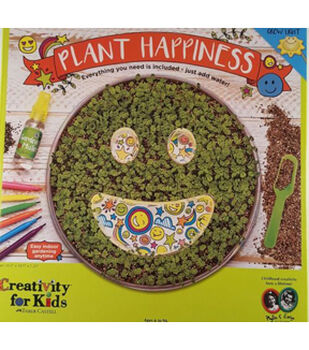 Creativity For Kids 174 Plant Happiness Kit
