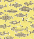 Fishful Thinking/bleached Sand Swatch