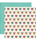 I\u0027d Rather Be Crafting 25 pk Double-Sided Cardstock-Just My Type