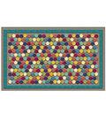 Mohawk Home Impressions 18\u0027\u0027x30\u0027\u0027 Doormat-Colorful Dots