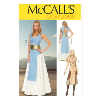 McCall's Misses Costumes-M6941