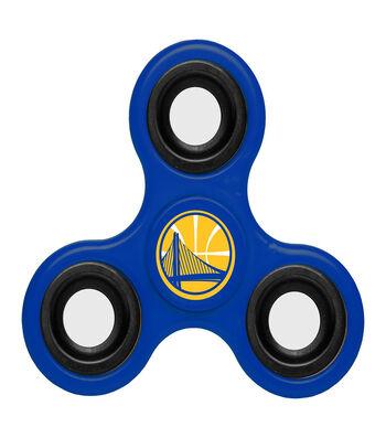 Golden State Warriors Diztracto Spinnerz-Three Way Fidget