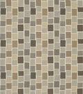 Sunbrella Outdoor Fabric 54\u0022-Blox Slate