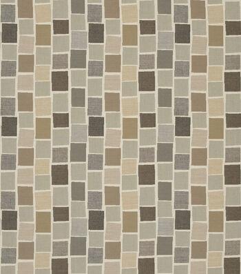 "Sunbrella Outdoor Fabric 54""-Blox Slate"