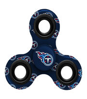 Tennessee Titans Diztracto Spinnerz-Three Way Fidget Spinner, , hi-res