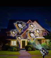 Pittsburgh Penguins Team Pride Light Projector, , hi-res