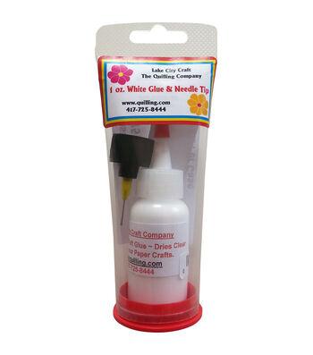Glue & Needle Tip Combo-1oz