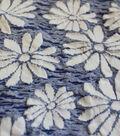Azure Tide Pool Fashion Apparel Fabric-Knit Daisy