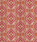 Eaton Square Print Fabric 54\u0022-Zither/Mulberry