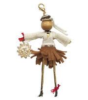 Laliberi Bohemian Doll Pendant-Fringe Skirt Love, , hi-res