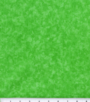 Keepsake Calico™ Cotton Fabric 44''-Lime Tonal