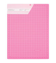 "Pink Double-Sided Self-Healing Cutting Mat 18""X24""-, , hi-res"