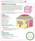 Kwik Sew Pattern K0108 Charming Cottage Playhouse