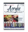 Royal Brush Essentials Artist Pack-Acrylic