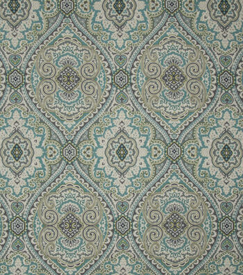SMC Designs Print Fabric-Purana Cliffside Breeze