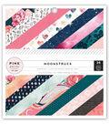 Pink Paislee Moonstruck Pack of 36 6\u0027\u0027x6\u0027\u0027 Paper Pad