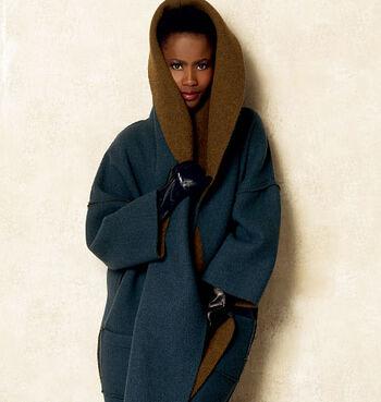 Vogue Patterns Misses Outerwear-V8930