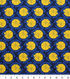 Golden State Warriors Cotton Fabric 58\u0022-Vintage Logo