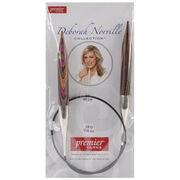 Deborah Norville Fixed Circular Needles 24'' Size 17/12.0mm, , hi-res