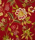 Lightweight Decor Fabric-Solarium Alberta Salsa