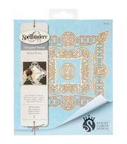 Spellbinders® Card Creator Stacey Caron Etched Dies-Rebel Jewels, , hi-res