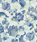 Upholstery Fabric 54\u0022-Fantasy Bluebell
