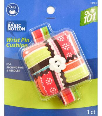 Dritz Quilt 101 Wrist Pin Cushion