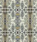 Tracy Porter Upholstery Fabric 54\u0022-Rubens Silver Cloud