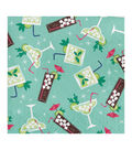 Summer Sol 20 Pack Paper Dinner Napkins-Mojito