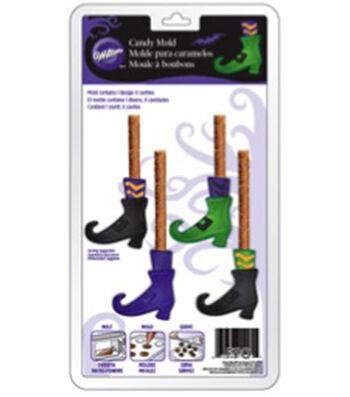 Wilton® Pretzel Mold-Witch Foot