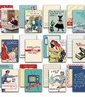 Dapper Authentic Life Cards 3\u0022X4\u0022 Pocket Crafting & Journaling Cards