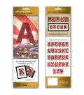Personal Prints Paper Letters-Patriotic Usa Alphabet