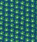 Snuggle Flannel Fabric 42\u0022-Winking Frogs