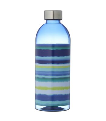 Summer 33oz. Beverage Hydration Container-Cool Stripe