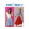 Kwik Sew Misses Skirt-K3987