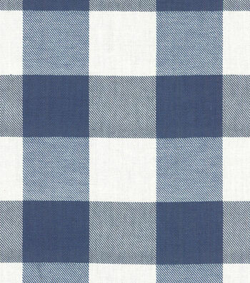 "Upholstery Fabric 54""-Partita Navy"