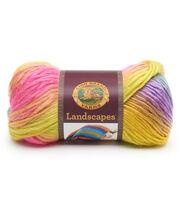 Lion Brand Landscapes Yarn, , hi-res