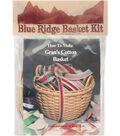 Commonwealth Basket Blue Ridge Basket Kits Shaker Cat Head