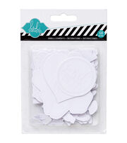 American Crafts September Skies Color Magic Resist Die-Cuts, , hi-res